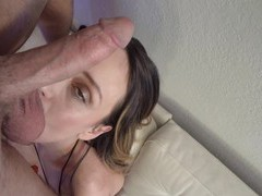 Closeup video of cute jade nile getting fucked and covered with cum, Couple, Hardcore, Blowjob, Ball Licking, Big Cocks, Long Hair, Doggystyle, Handjob, Cumshot, Facial videos