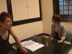 Small boobs japanese girl enjoys getting fucked by a stranger videos