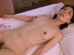 Homemade video of small boobs japanese chiduru tamiya getting fucked videos