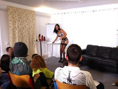 Busty cougar jasmine jae gets fucked during sex ed lessons, Couple, Hardcore, Pornstars, MILF, Brunettes, Public, Reality, Bra, Lingerie, Stockings, Nylon, Big Tits, Fake Tits, Doggystyle, Blowjob videos