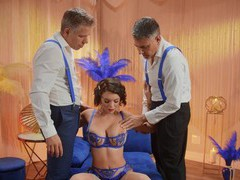 Foxy wife gabbie carter enjoys getting fucked by two dudes, Threesome, MMF, Hardcore, Pornstars, Bra, Lingerie, Stockings, Nylon, Handjob, Blowjob, Big Tits, Natural Tits, Cowgirl, Pussy, Shaved Pussy, Missionary, Doggystyle, Anal, Cum In Mouth, Cumshot videos