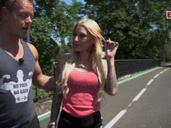 Germam fitness blonde babe fuck, Couple, Hardcore, German, Blondes, Sport, Tattoo, Long Hair, Shorts, Pussy Licking, Pussy, Blowjob, Shaved Pussy, Big Tits, Fake Tits, Cowgirl, Handjob, Cum On Tits, Cumshot movies at find-best-videos.com