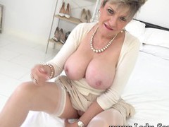 Horny mature lady sonia's joi for a special fan, Mature movies at find-best-videos.com