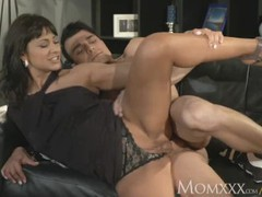 Mom man eater older woman does what she wants with young stud videos