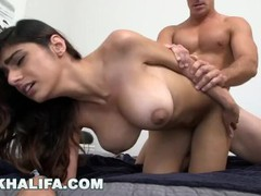 Mia khalifa shows off big tits in shower and gets fucked hard! (mk13783) videos