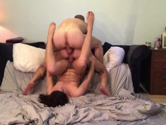 Wild and sexy bisexual mmf threesome with kasey warner & johnny hill movies