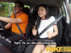 Fake driving school sexy japanese rae lil black hot for instructors cock movies at kilomatures.com
