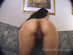 Classic rodney moore with becky hairy pussy and armpits tubes