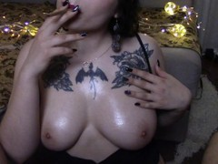 Girl with big tits in oil takes cum on face movies at find-best-mature.com