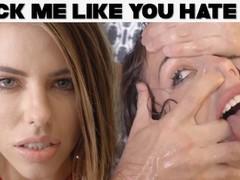Fuck me like you hate me iii - aggressive sex  anal  hardcore  metal pmv tubes