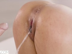 Vixen bad intern begs to be by her boss tubes