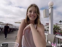 Real teens - teen pov pussy play in public tubes