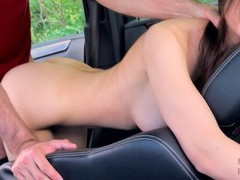 He fucked me hard during the trip right in the car! - mini diva movies at nastyadult.info