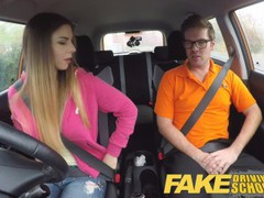 Fake driving school full scene - hot italian learner with big natural tits movies at nastyadult.info