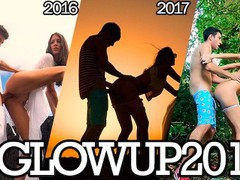 fucking around the world - compilation #glowup2018 videos