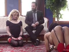 Wife training, Bondage, Pornstar, Anal, Threesome, Rough Sex videos