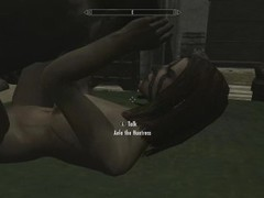 Skyrim - sex with aela (nude) videos