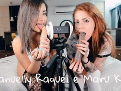 Asmr 3dio blowjob emanuelly raquel and marukarv brazilian girls oral bbc, Big Ass, Babe, Brunette, Fetish, Toys, Pornstar, Teen (18+), Popular With Women, Brazilian, Exclusive, Verified Models movies at find-best-hardcore.com