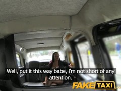 Faketaxi secretary looking lady with huge tits and a slippery pussy, Amateur, Big Tits, Brunette, MILF, Pornstar, British movies