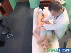 Fake hospital shy patient with soaking wet pussy squirts on docs fingers, Blonde, Hardcore, Teen (18+), Popular With Women, Czech movies