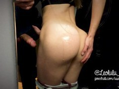Trying yoga pants and fucking in the shop! - leolulu public sex, Babe, Big Dick, Teen (18+), POV, French, Exclusive, Verified Models movies at find-best-pussy.com