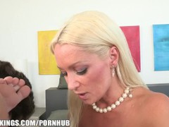 Sexy russian milf fucks her daughter's bf in the shower, Blonde, MILF, Pornstar, Threesome, Popular With Women, Russian movies at find-best-videos.com