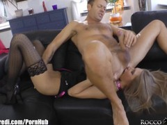 Rocco siffredi anally defiles a russian ballerina on a leash, Babe, Pornstar, Anal, Popular With Women, Russian movies