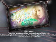 Body slamming sex! - wwe diva tammy lynn sytch's hardcore debut videos
