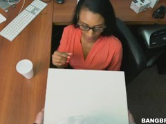How to sexually annoy your secretary properly, Big Ass, Babe, Ebony, Hardcore, Pornstar, Funny, Popular With Women tubes