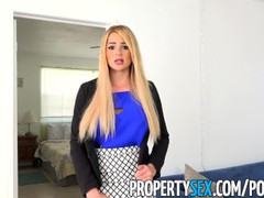 Propertysex - vacation rental gone wrong turns into sex with busty agent, Big Tits, Blonde, Pornstar, Reality, POV, Popular With Women movies at find-best-babes.com