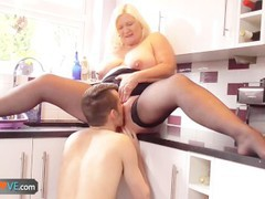 Bbw mature fucks with a boy that was lost by agedlove, BBW, Big Dick, Hardcore, Mature movies at find-best-hardcore.com