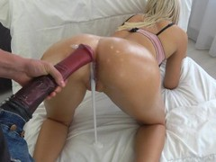Teen fucked by huge  cock - massive creampie - carry light, Big Ass, Big Dick, Fetish, Hardcore, Toys, Teen (18+), Popular With Women, Exclusive, Verified Amateurs videos