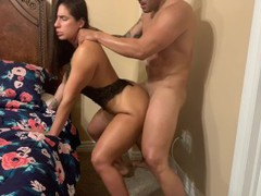 Big ass milf asks for rough anal and then she makes him to slow down , Amateur, Brunette, Blowjob, Cumshot, MILF, Anal, POV, Rough Sex, Popular With Women, Verified Amateurs videos