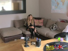 Fakeagentuk tight pussy essex chick returns for 2nd casting couch fucking, Big Tits, Hardcore, MILF, Pornstar, Casting movies at freekiloclips.com