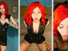 Cute readhead girl blowjob (definitely not sad porn), Blowjob, Fetish, Pornstar, POV, Verified Models, Cosplay movies at find-best-videos.com