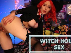 Horny witch slut halloween, Blowjob, Hardcore, Toys, Pornstar, Red Head, Verified Models, Cosplay movies at find-best-videos.com