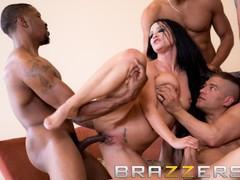 Brazzers house season 3 ep2 lena paul hosts a free for all sex challenge, Big Ass, Big Tits, Blowjob, Ebony, Hardcore, Pornstar, Teen (18+), Small Tits, Double Penetration tubes