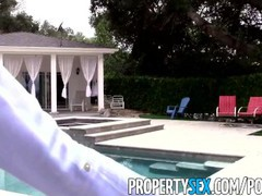 Propertysex - gorgeous blonde real estate agent makes sex video with client, Blonde, Hardcore, Pornstar, Reality, Funny, Popular With Women videos