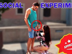 Social experiment gone right! movies at nastyadult.info