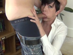 Facefucking the anger management counselor 2, Big Dick, Brunette, Blowjob, MILF, Reality, Funny, Exclusive, Verified Amateurs videos