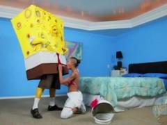 Spongebob sex - spongeknob squarenuts, Blowjob, Hardcore, Pornstar, Funny, Parody, Cosplay videos