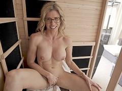 Naked sauna fun with my friends hot stepmom cory chase, Blowjob, Handjob, Hardcore, MILF, Pornstar, Reality, POV, Role Play, Verified Models movies at kilomatures.com