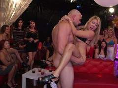 Dancing bear - big dick studs sling dick in strip club during cfnm party, Orgy, Big Ass, Babe, Big Dick, Big Tits, Pornstar, Teen (18+), Party, Small Tits, Popular With Women movies at freekilomovies.com