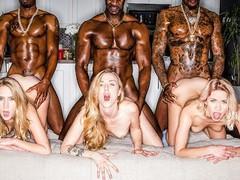 Blackedraw this is interracial prom 2019, Orgy, Big Dick, Blonde, Interracial, Pornstar, Popular With Women movies at freekilomovies.com