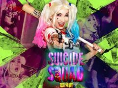 Suicide squad xxx parody -aria alexander as harley quinn, Babe, Big Dick, Hardcore, Interracial, Pornstar, Small Tits, Parody movies at kilogirls.com