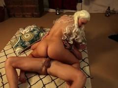 Daenerys targaryen the milf of dragons sex game of thrones parody 4, Big Dick, Blonde, Pornstar, Parody, Cosplay movies at kilogirls.com