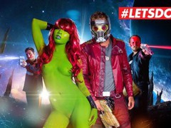 Letsdoeit - dirty cosplay - intergalactic fuckgitives, Babe, Blowjob, Cumshot, Hardcore, Pornstar, Reality, Red Head, Parody, Cosplay movies at kilogirls.com