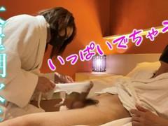 Japanese amateur squirting and cumshot handjob videos