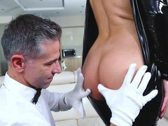 Hardcore fucking with big butt milf kira queen ends with a creampie, Couple, Hardcore, Pornstars, Brunettes, Long Hair, MILF, Big Tits, Fake Tits, Pool, Fetish, Latex, High Heels, Cowgirl, Pussy, Shaved Pussy, Missionary, Pussy Licking, Fingering, Doggyst movies at find-best-videos.com