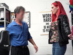 Redhead milf lilian stone drops her clothes and rides a dick in the office, Couple, Hardcore, Office, Pornstars, MILF, Redhead, Long Hair, Jeans, Big Tits, Fake Tits, Tattoo, Cowgirl, Missionary movies at find-best-hardcore.com